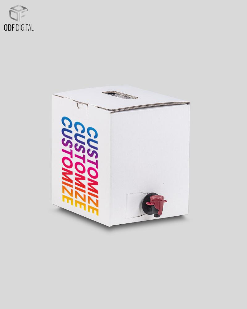 BAG IN BOX - SEIL BOX 5 LITRI COD.16